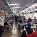 Днес г-а Цачева посещава фирми от малкия и среден бизнес