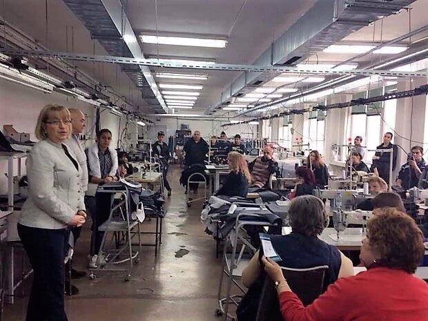 Днес г-жа Цачева посещава фирми от малкия и среден бизнес