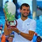 Григор Димитров спечели турнира в Синсинати