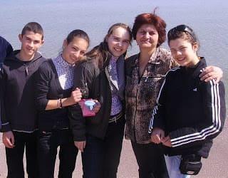 "Богдана Христова с приз ""STEM УЧИТЕЛ"""