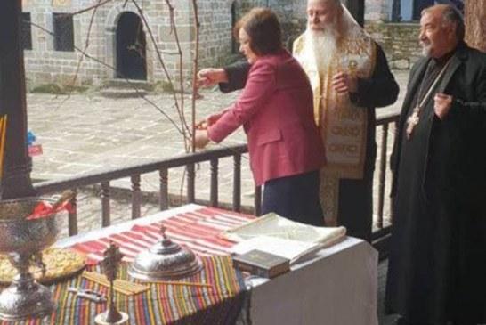 И в Троянският манастир зарязаха лозята